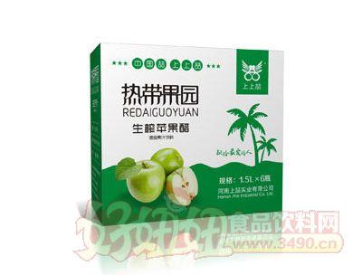 热带果园生榨苹果醋