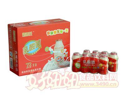 新佰氏乳酸菌饮品100ml×24瓶