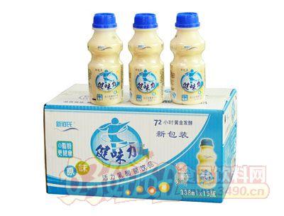 新佰氏活力乳酸菌饮品338ml×15瓶