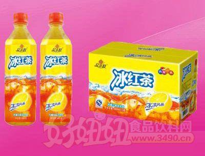 冰红茶饮料490ml 15瓶