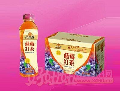 草莓红茶饮料500ml 15瓶