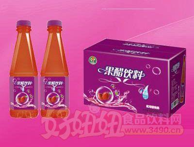 红枣醋饮料420ml 12瓶