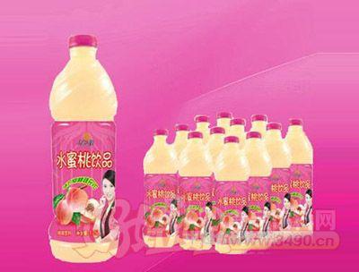 水蜜桃饰品1.5L 12瓶