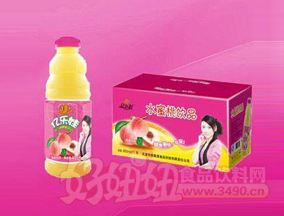 水蜜桃饮品600ml 15瓶