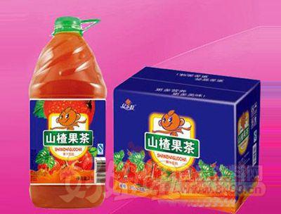 亿乐娃山楂汁饮料2.5L 6瓶