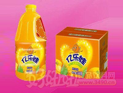 亿乐娃橙汁饮料2L 6瓶