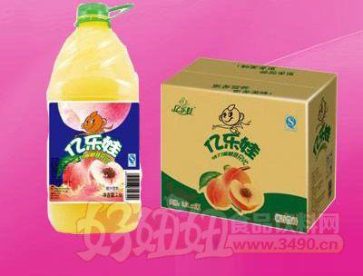 亿乐娃桃汁饮料2.5L 6瓶