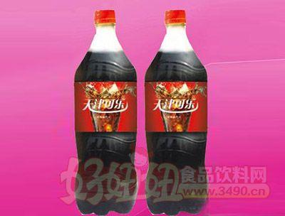 天津可乐碳酸饮料2.5L 6瓶(塑包)