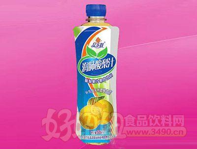 润肺酸梨汁