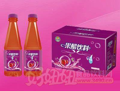 苹果醋饮料420ml 12瓶
