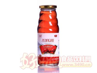 宗润红枣醋330ml