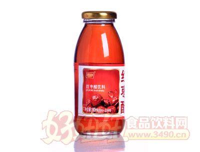 宗润红枣醋260ml
