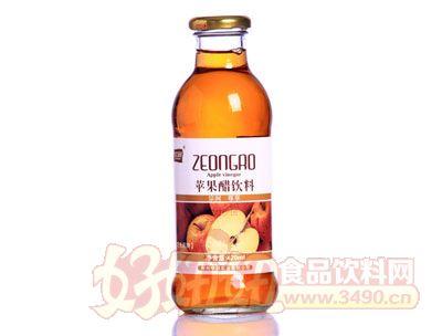 宗润苹果醋420ml无糖
