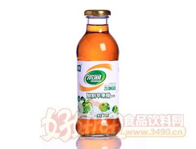 宗润苹果醋420ml低糖