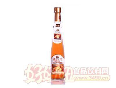 宗润苹果醋375ml磨砂无糖