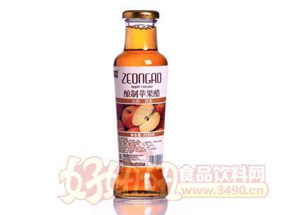 宗润酿制苹果醋饮料312ml