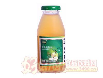 宗润苹果醋260ml磨砂
