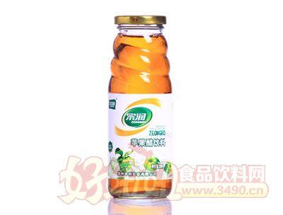 宗润苹果醋330ml低糖