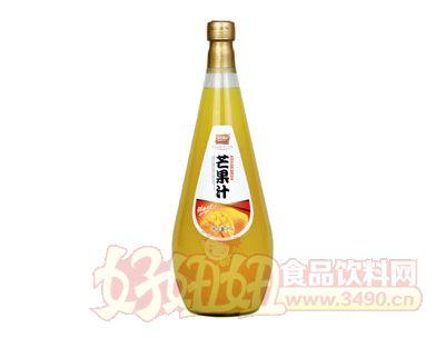 宗润芒果汁果汁饮料1.5L