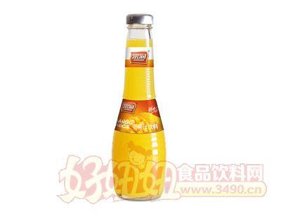 宗润芒果汁果汁饮料350ml