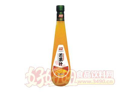 宗润芒果汁果汁饮料828ml