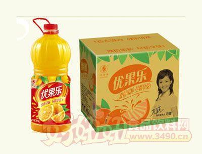澳神峰优果乐橙味2.5L