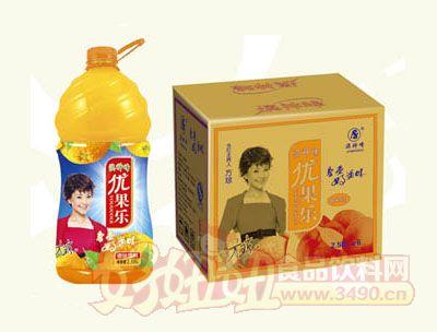 澳神峰优果乐橙味2.58L