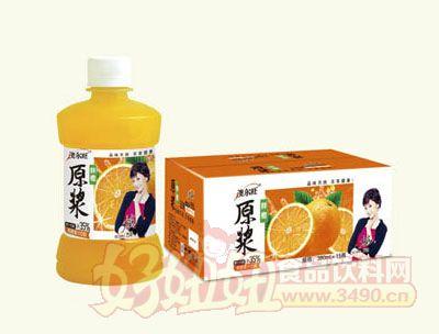 澳尔旺鲜橙原浆