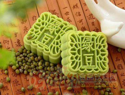 梁福吉绿豆糕