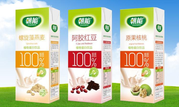 朝能阿胶红豆250mlx16盒