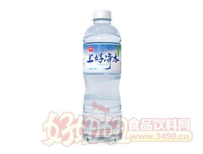 盼盼上好净水(饮用纯净水)550ml