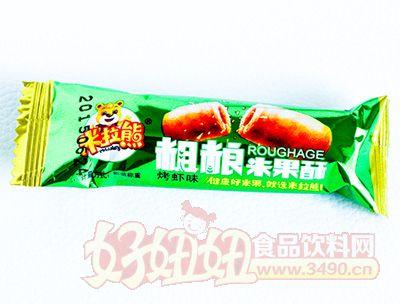 米拉熊粗粮米果酥烤虾味