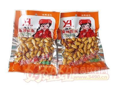 150g翔花麻辣花生产品展示