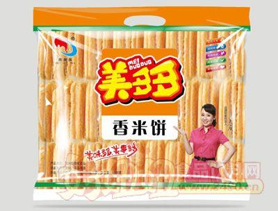 美多多香米饼1800g