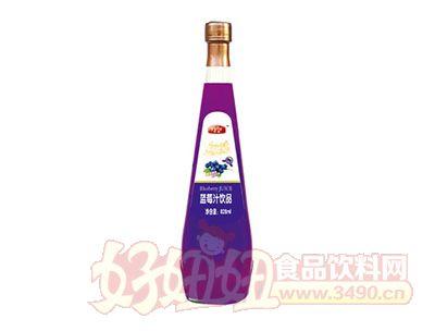 雨露蓝莓汁饮品828ml