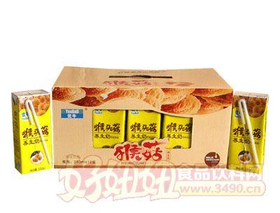 优牛猴菇养生奶礼盒
