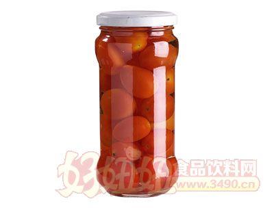 紫山清水小番茄罐头