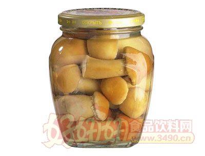紫山清水大球�w菇罐�^