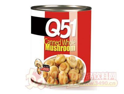紫山整粒蘑菇罐�^850g