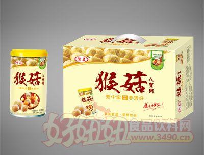 阿美猴菇八宝粥