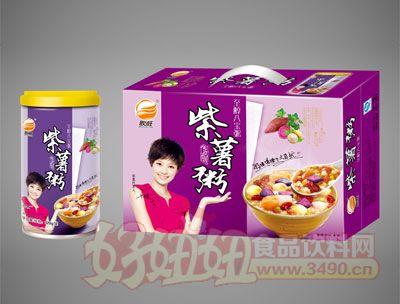 耿旺紫薯粥320g罐装