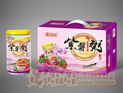 谷粒优紫薯八宝粥