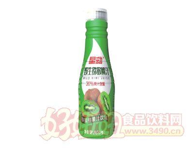 星动野生猕猴桃汁饮料500ml