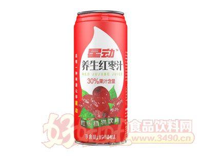 星动养生红枣饮料960ml