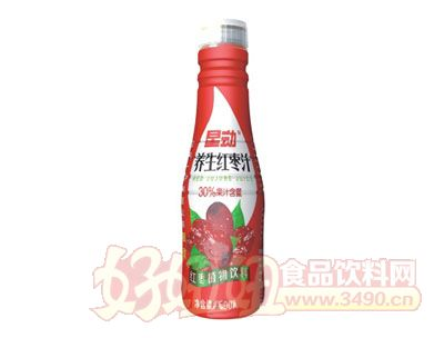 星动养生红枣植物饮料500ml