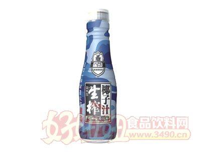 星动生榨椰子汁500ml