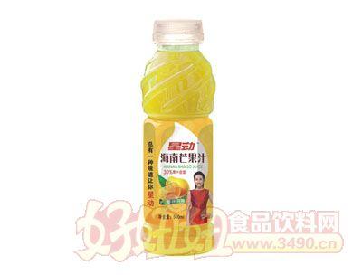 星动海南芒果汁饮料500ml