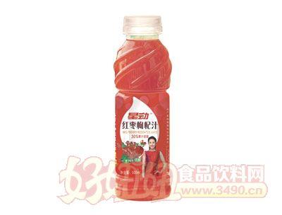 星动红枣枸杞汁饮料500ml