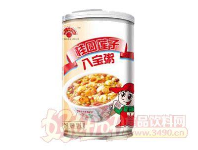 金初元桂圆莲子八宝粥320g