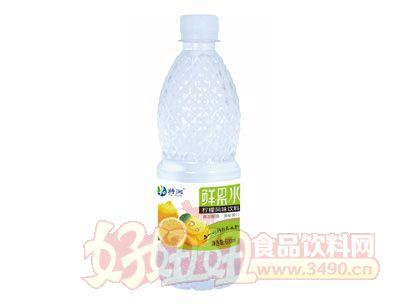 特润鲜果水柠檬味600MLx24瓶/箱